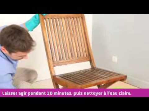 Comment huiler un meuble d\'extérieur - Bricomarché