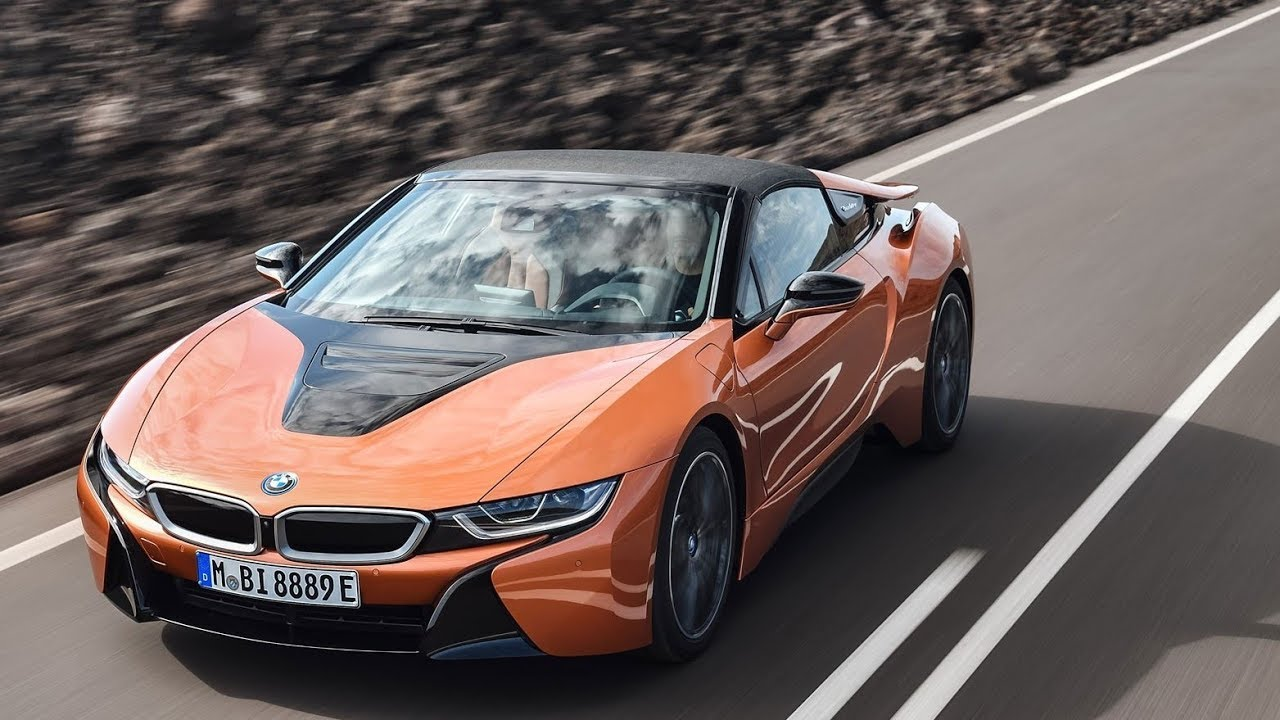 all new bmw i8 roadster  2018  interior  ready to fight tesla roadster