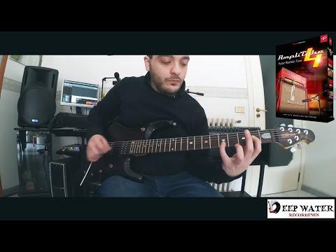 Amplitube 4 - Mesa Boogie Mark IV - Clean Test
