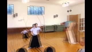 PJCI 2015 Bazaar -  Nanka Kyudo Kai - Japanese Archery Ceremony