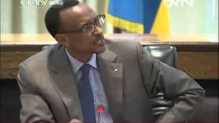 Rwandan President  Rwanda should not be blamed for instability in DR Congo