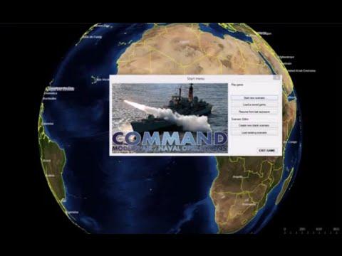 Command Modern Air/Naval Operations - Introducción en español