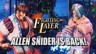 ALLEN IS BACK! Fighting Layer EX: Online Beta Matches