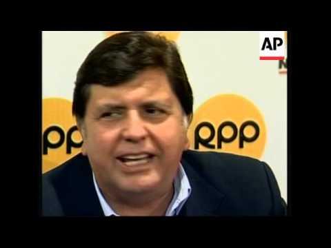 Reax to Montesinos claim that Humala helped him escape