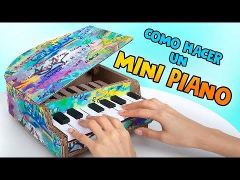 Un mini piano para la estrella de ROCK Sam