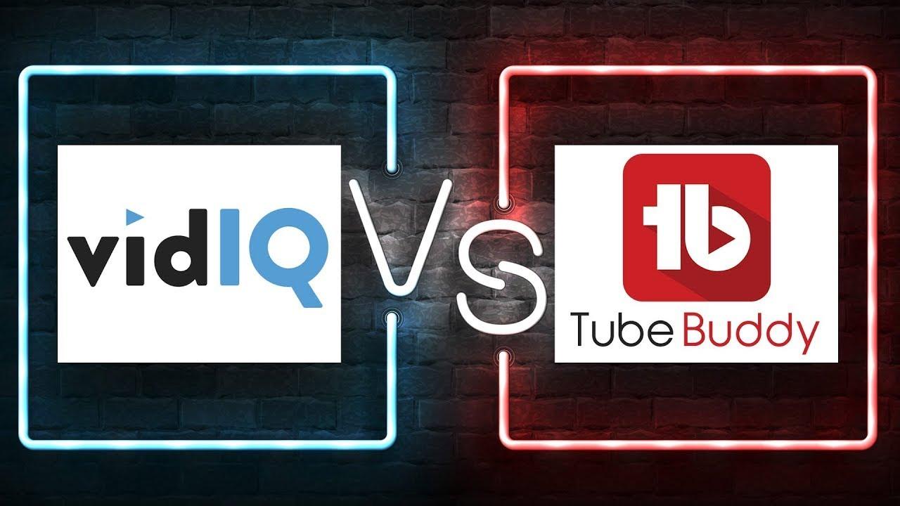 👀 مقارنة بين VidIQ مقابل Tubebuddy  | هناك فائز واحد واضح وإليك السبب سيو اليوتيوب