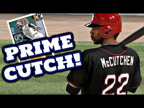 MLB The Show 16 - PRIME ANDREW MCCUTCHEN DEBUT! - Diamond Dynasty #140