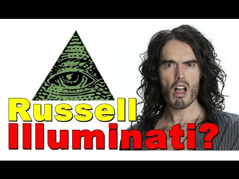 Can We TRUST Russell Brand? Is He a Freemason / Illuminati Puppet?
