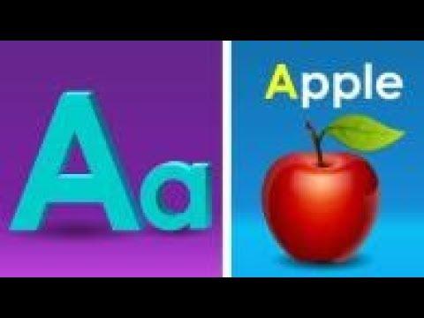 Photo of Học Tiếng Anh Nhạc Thiếu Nhi Chọn Lọc với HAI Từ – A Đối với Apple – ABC Song part 1
