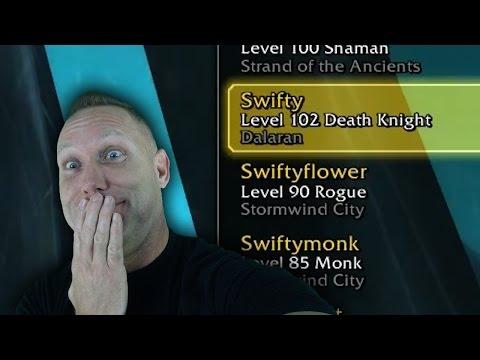 WARRIOR IS DEAD - Name Change & 101-109 Frost DK PvP (Temple of Kotmogu) - WoW Legion