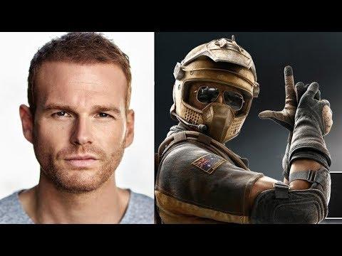 R6S Characters Voice Actors Until 2019 - Rainbow Six Siege