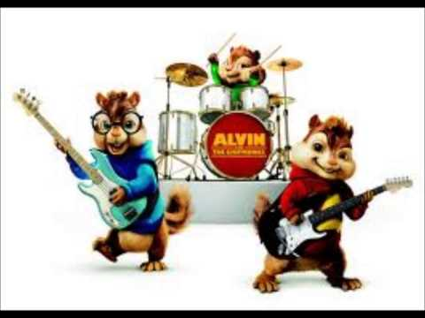 Pharrell Williams Happy - Alvin and the Chipmunk