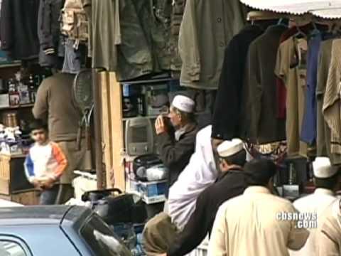 Taliban Steals U.S. Supplies