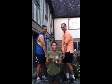 Dr. Elizabeth Thompson's Ice Bucket Challenge