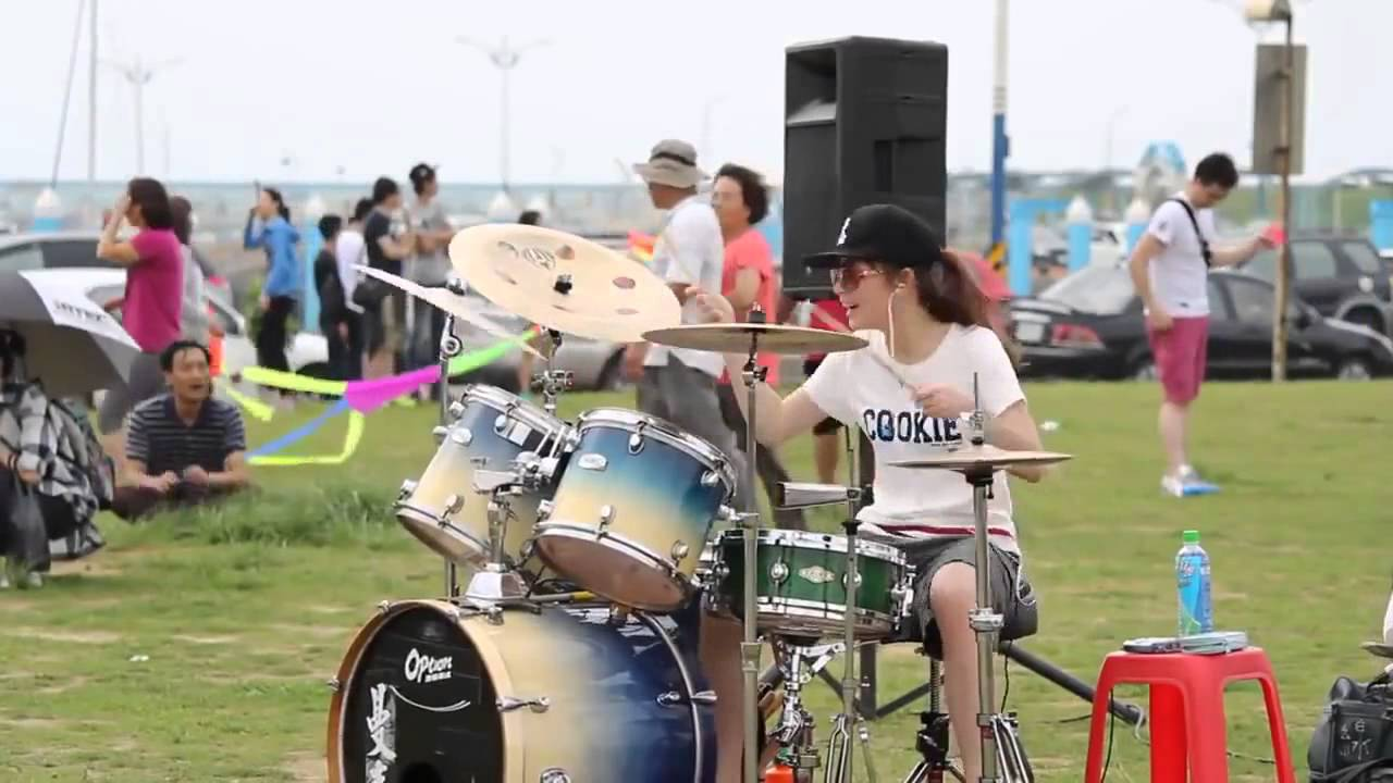 S White Love Drunk Drum Cover - Youtube-9597