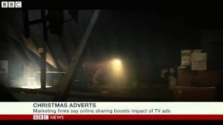 BBC News   Will Sainsbury #039;s and John Lewis TV ads pay back at the till