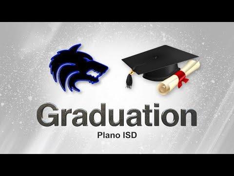 Plano West Graduation 2019