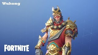 Wukong / Mythical Hero ? Fortnite: Saving the #39 World
