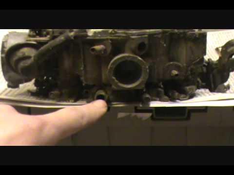 Pontiac Gto Wiring Diagram Identifying Quadrajet Vacuum Ports Youtube