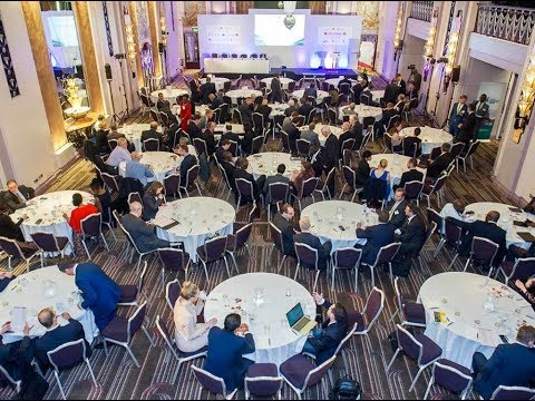 UK-GHANA TRADE INVESTMENT FORUM 2017 OPENING SESSION IN LONDON
