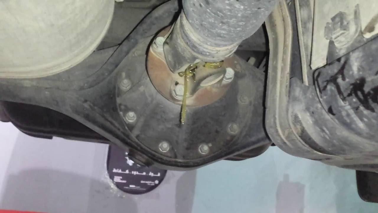 طريقة تشحيم السيارات وعمود الكردان how to grease cars ...