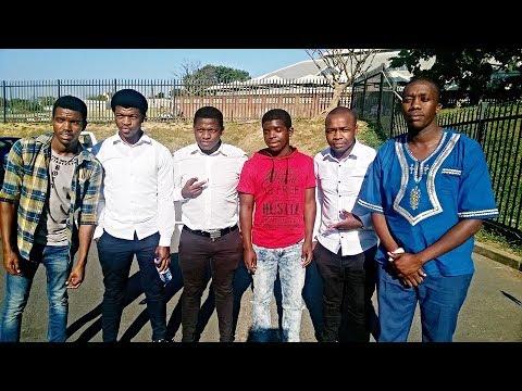Fire Play Jam Session - Siyabonga Mpungose - Celow - Triple S - Manase