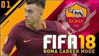 FIFA 18 Roma Career Mode S2 Ep1 - SIGNING BATMAN BACK!!