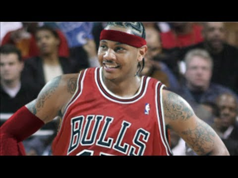 Carmelo Anthony joins Bulls?