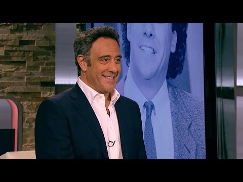 Brad Garrett Opens Up About His Past as a 'HighFunctioning Alcoholic'