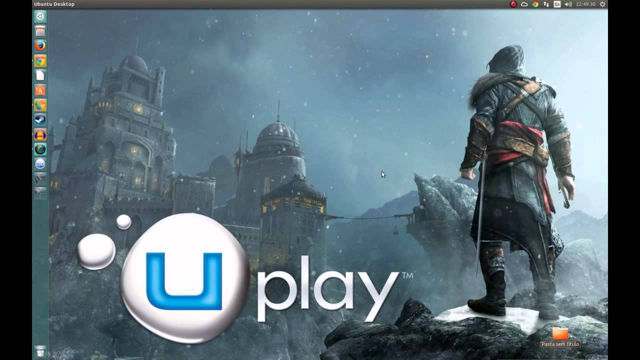 install uplay on linux
