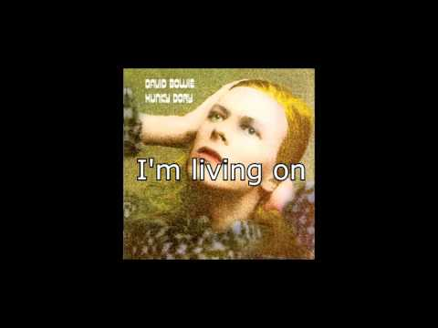 Quicksand   David Bowie + Lyrics