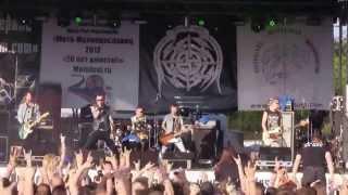 Тараканы! «Я смотрю на них» live at Мото-Малоярославец 2012