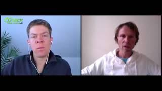 Matthias Langwasser und Andreas Paffrath im Gespräch über Darmreinigung