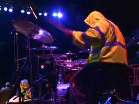 """""""Tear the Roof"""" - FOLEY on Drums w/ GEORGE CLINTON"""