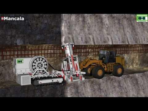 MVM1100 Narrow Vein Mining