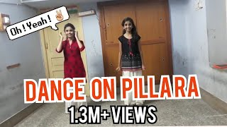 Dance on pilla ra song  choreography by vishu 