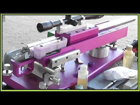 "6mm PPC ""RAIL GUNS""The high-tech gun you never heard of"