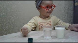 Знакомство с водой и ее свойствами. Эксперименты для детей