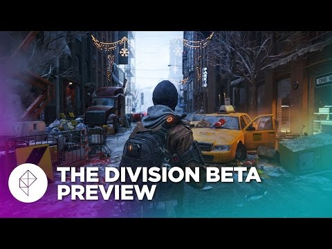 My love for The Division's beta bloomed in a brutal PvP battlefield