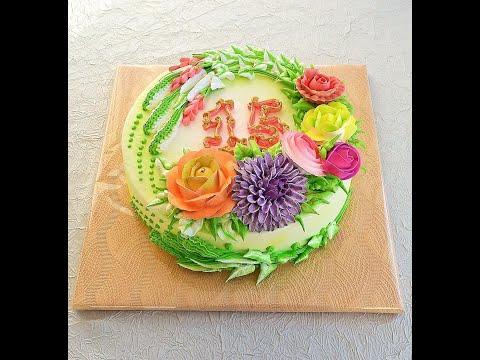 МК торт для девушки на День рождения
