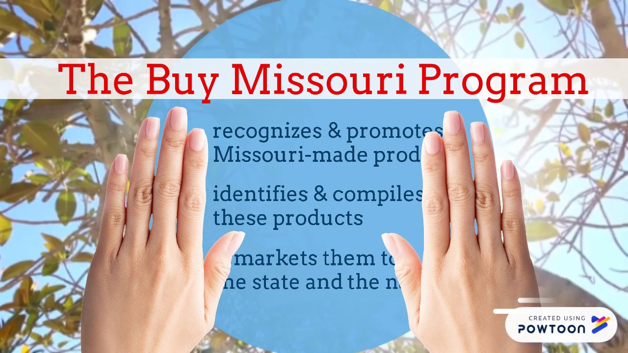 Sign Up for BUY MISSOURI - BuyMissouri