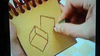 How Draw Clues Math Blues Abcs