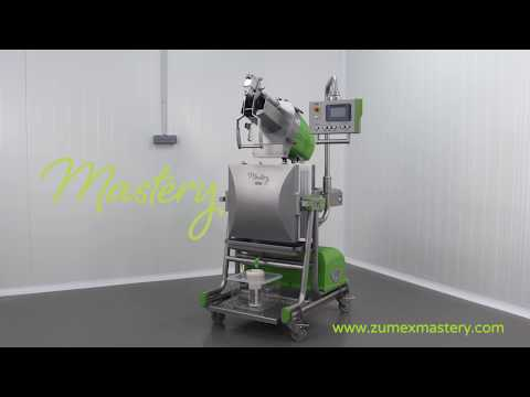 Zumex Mastery: Commercial Cold Press Juicer