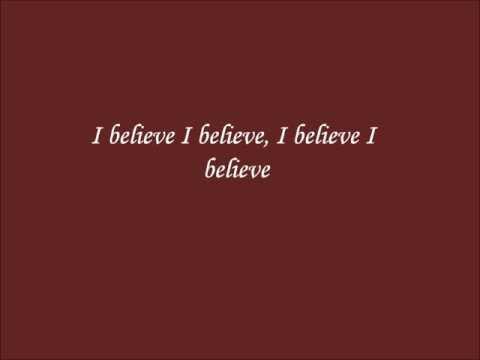 Maher Zain feat Irfan Makki- I believe lyrics