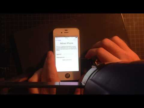 iPhone 4s iOS: 7.1.1 iCloud Activation Bypass Almost working: NEW VIDEO - FULLY WORKING BYPASS: https://www.youtube.com/watch?v=8lg5u0ThQIo  Yes i repaired the phone :)  www.doulci.net