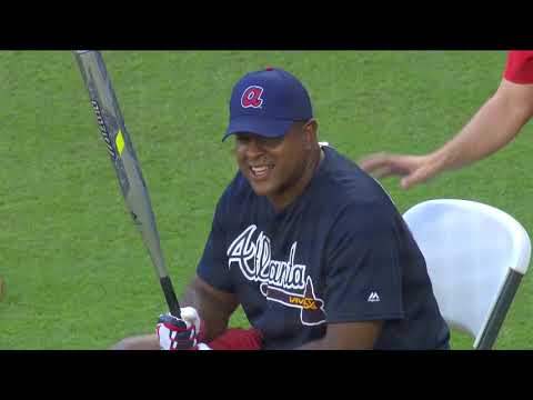 2019 Atlanta Braves Alumni Home Run Derby