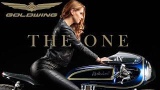 Cafe Racer (Honda GL 1000 Goldwing by Krakenhead Customs)