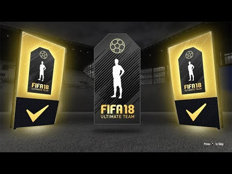 FIRST FLASH SBC! - FIFA 18 BLACK FRIDAY!