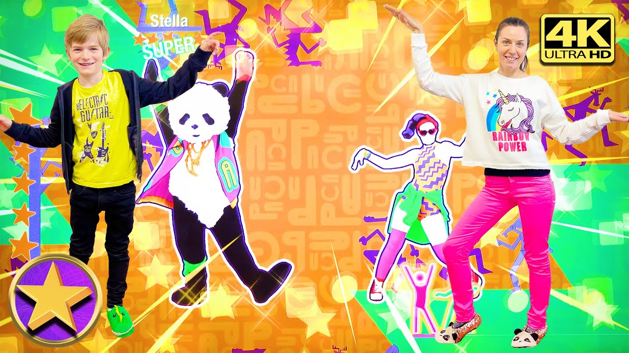 Funny Just Dance 2021 Video for Kids