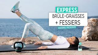 BRÛLE-GRAISSES + FESSIERS EXPRESS !!! Complet , perte de gras, tonification fessiers - Sissy Mua